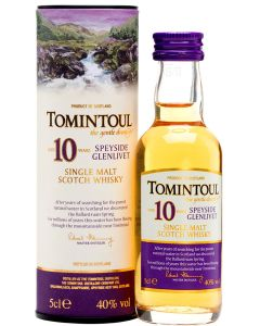 Tomintoul 10 Years Mini