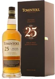 Tomintoul 25 Year