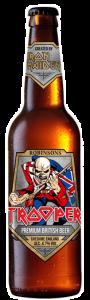 Trooper Iron Maiden Beer (Korte THT)