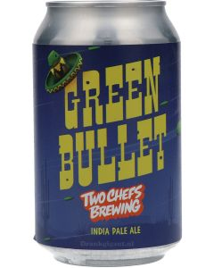 Two Chefs Brewing Green Bullet