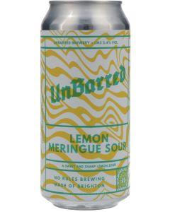 Unbarred Lemon Meringue Sour (Korte datum)