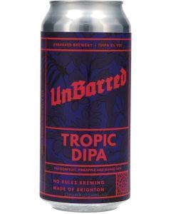 Unbarred Tropic DIPA (korte Datum)