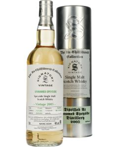 Unnamed Speyside 13 Years 2005 Signatory Unchill