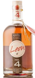 Van Leon Appel Borrel No.4 Hout Gelagerd