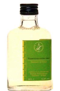 Vermouth Extra Dry Keukenflesje