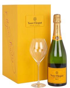 Veuve Clicquot Brut Cadeaubox