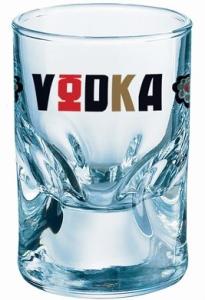 Vodka Shot Glaasje