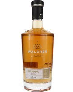 Walcher Grappa D'oro Riserva