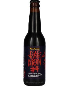 Walhalla Daemon #4 Russian Imperial Stout