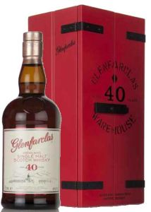 Glenfarclas 40 Year Warehouse