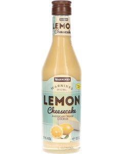 Warninks Lemon Cheesecake