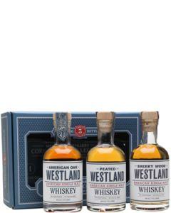 Westland Tasting Bottles Giftset