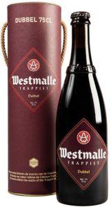 Westmalle Dubbel + Koker