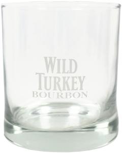 Wild Turkey Bourbon Glas
