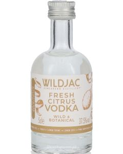 Wildjac Fresh Citrus Vodka