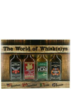 The World of Whiskey Box
