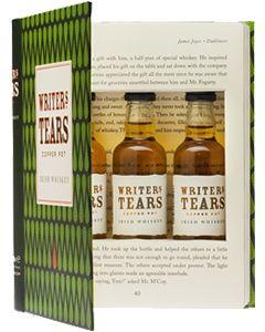 Writers Tears Copper Pot Irish Whiskey Boek