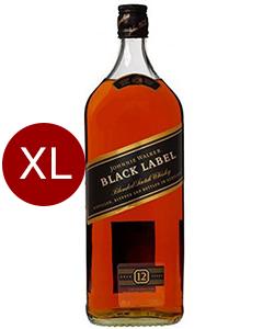 Johnnie Walker Black Label 3 liter XXL