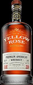 Yellow Rose Premium American Whisky