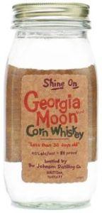 Georgia MoonShine On Corn Whiskey