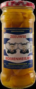 Zeeuwse Boerenmeisjes Abrikozen Op Brandewijn